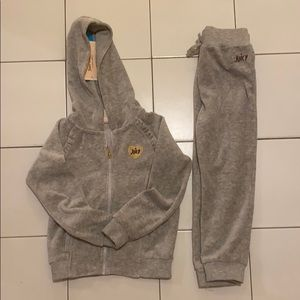 Juicy couture kids tracksuit